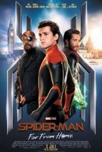 Download Spider-Man: Far from Home (2019) Dual Audio {Hindi-English} Movie