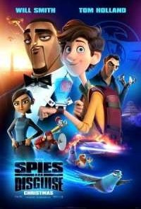 Download Spies in Disguise (2019) Dual Audio {Hindi-English} Movie