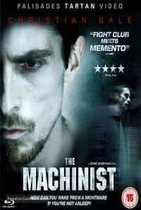 Download The Machinist (2004) Dual Audio {Hindi-English} Movie