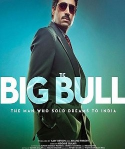 Abhishek Bachchan Says This Is mother Of All Scams,The Big Bull Teaser Release_Pic Credit Google