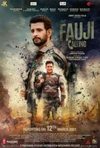 Download Fauji calling (2021) Hindi Movie-HQ Pre-DVDRip