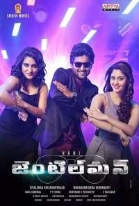 Download Gentleman (2020) Dual Audio {Hindi-Telugu} Movie