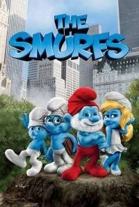 Download The Smurfs (2011) Dual Audio {Hindi-English} Movie