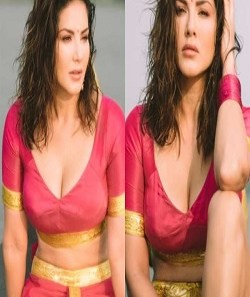 Sunny Leone Untold Story - Seeing The South Indian Avatar Of Sunny Leone, Fans Have Increased Their Heart Beats_Pic Credit Google