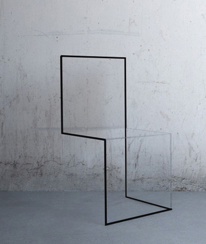 9 Minimal Chair Designs