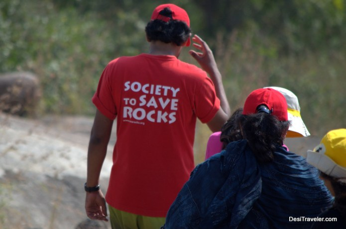 Save rocks of hyderabad