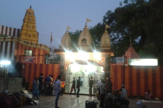 ancient Ganesha Temple Connaught Place New Delhi