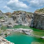 Hidden Canyon Of Hyderabad
