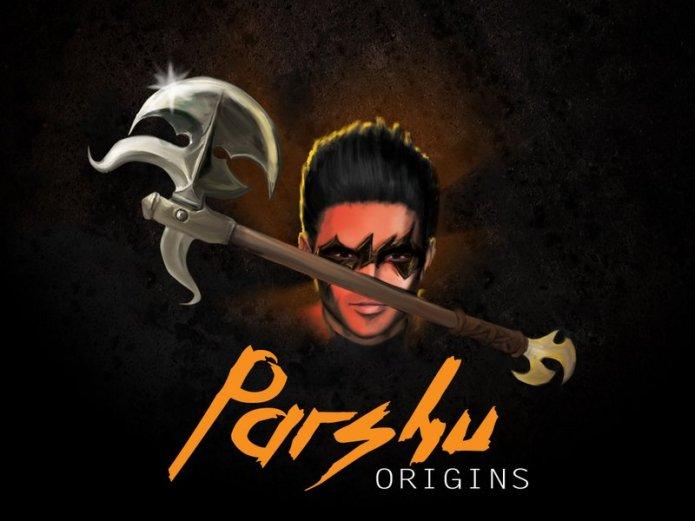 Parshu comic con