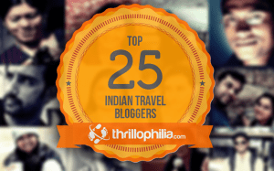 top india travel blogs