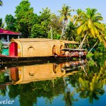 Life in Backwaters of Kerala