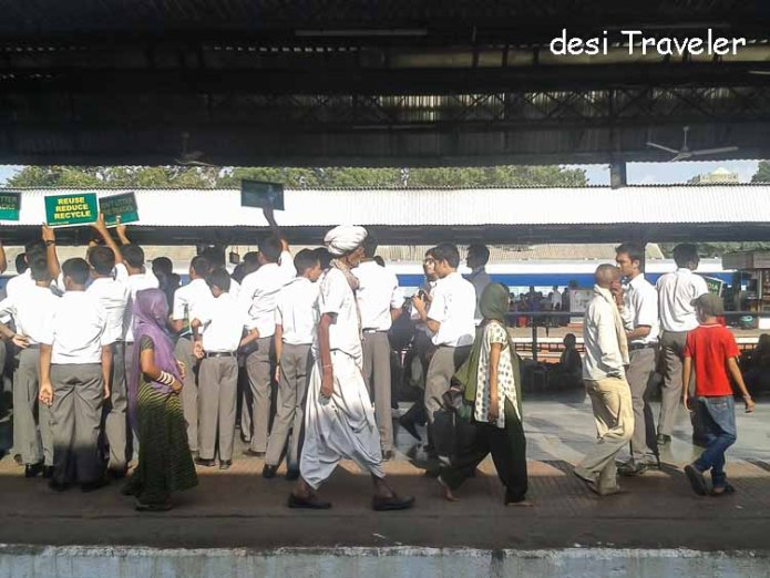 Mayo College Students Ajmer Train Station Clean India