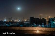 Karwa Chauth Moon