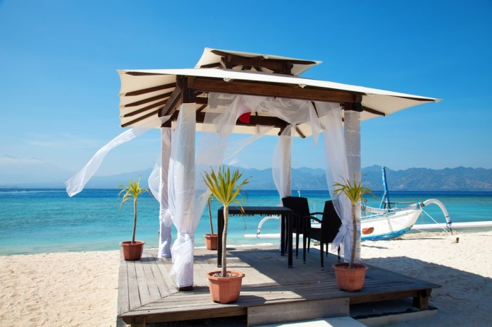 Indonesia Island Beach