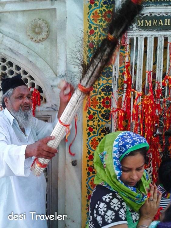 Ajmer Sharif Dargah khadim