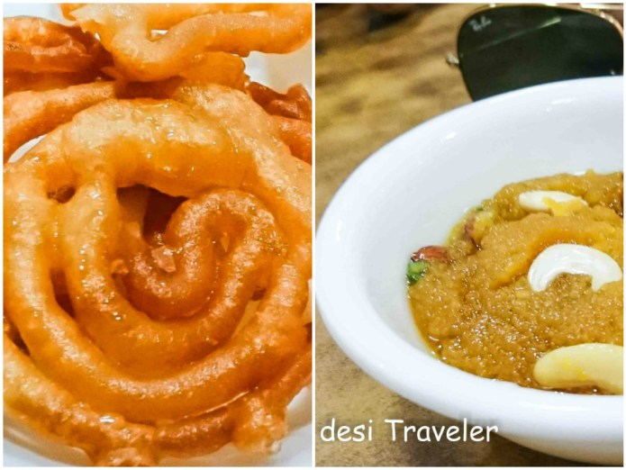 jalebi chandni chowk  food walk delhi
