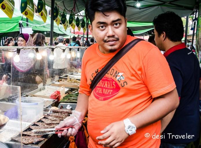 Barbecue nation Ramadan