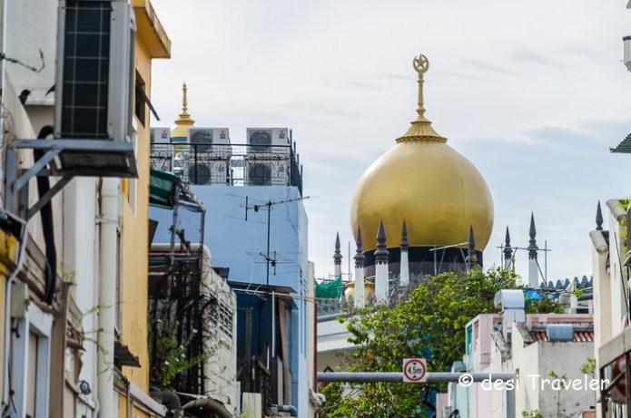 Masjid Sultan Singapore mosque