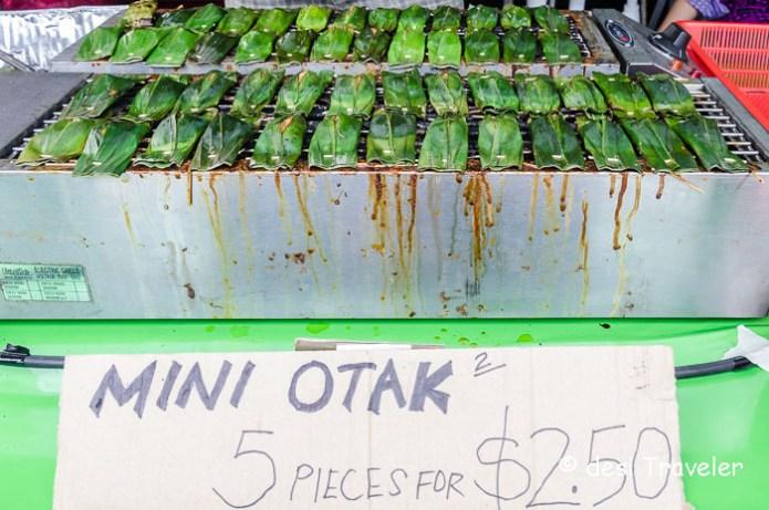 Otak Otak street food