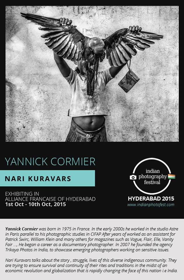 Yannick Cormier photo exhibition