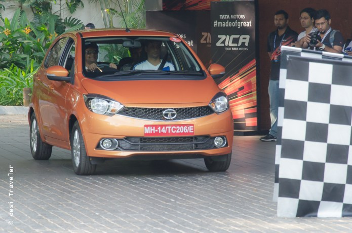Tata Zica Launch