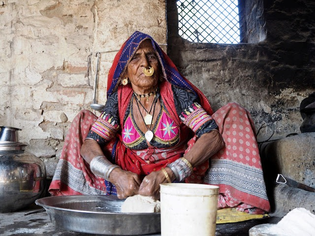 tribal woman india