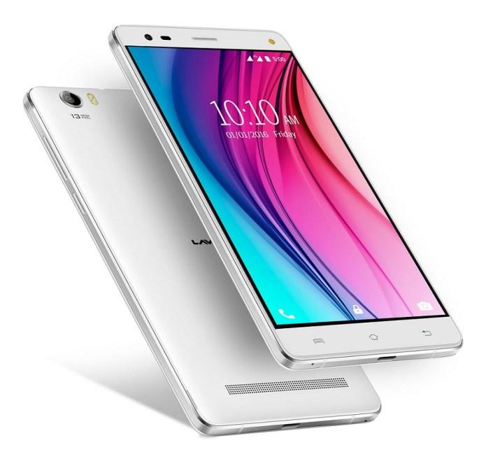 Lava V5 4G Dual SIM Phone