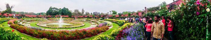 Mughal Gardens Delhi (1)