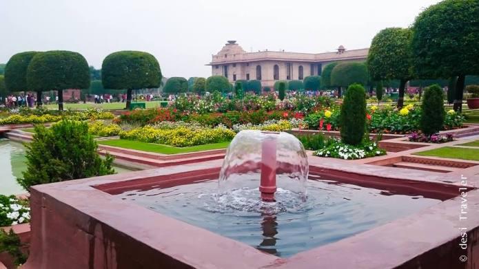 Mughal Gardens Delhi (8)