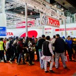 Auto Expo with Toyota India