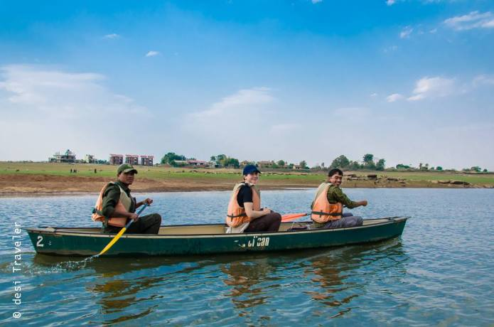 Satpura National Park Canoe Ride (13)