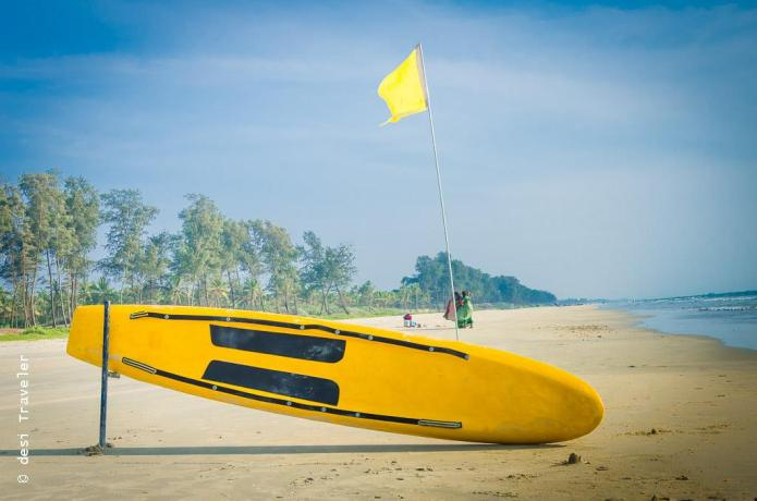 Goa Blog > What to do on a goa beach