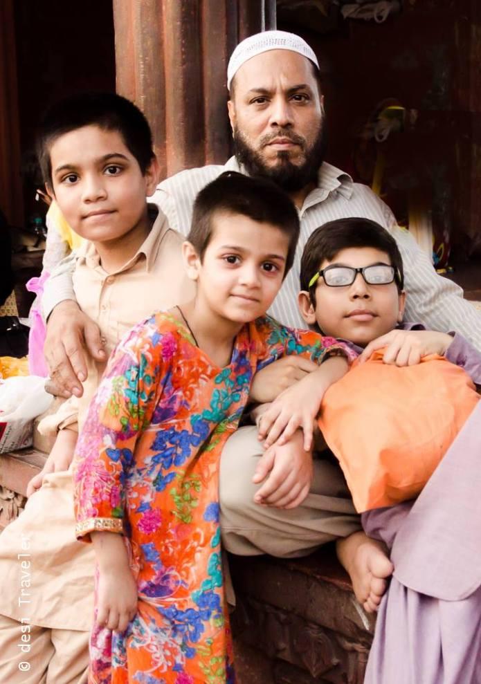 Jama Masjid Delhi Ramazan Walk (38)