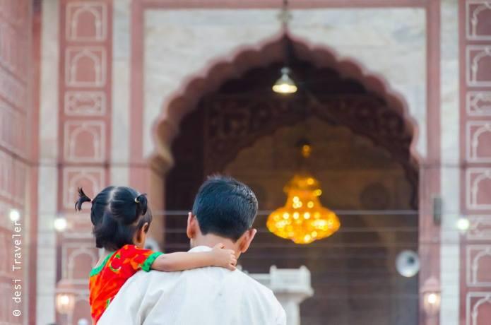 Jama Masjid Delhi Ramazan Walk