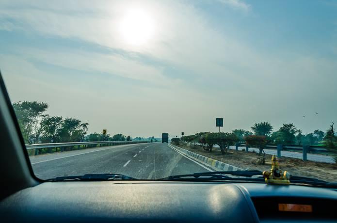 Roadtrip Rajasthan Bharatpur Gurgaon