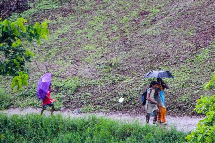 Chasing Monsoon