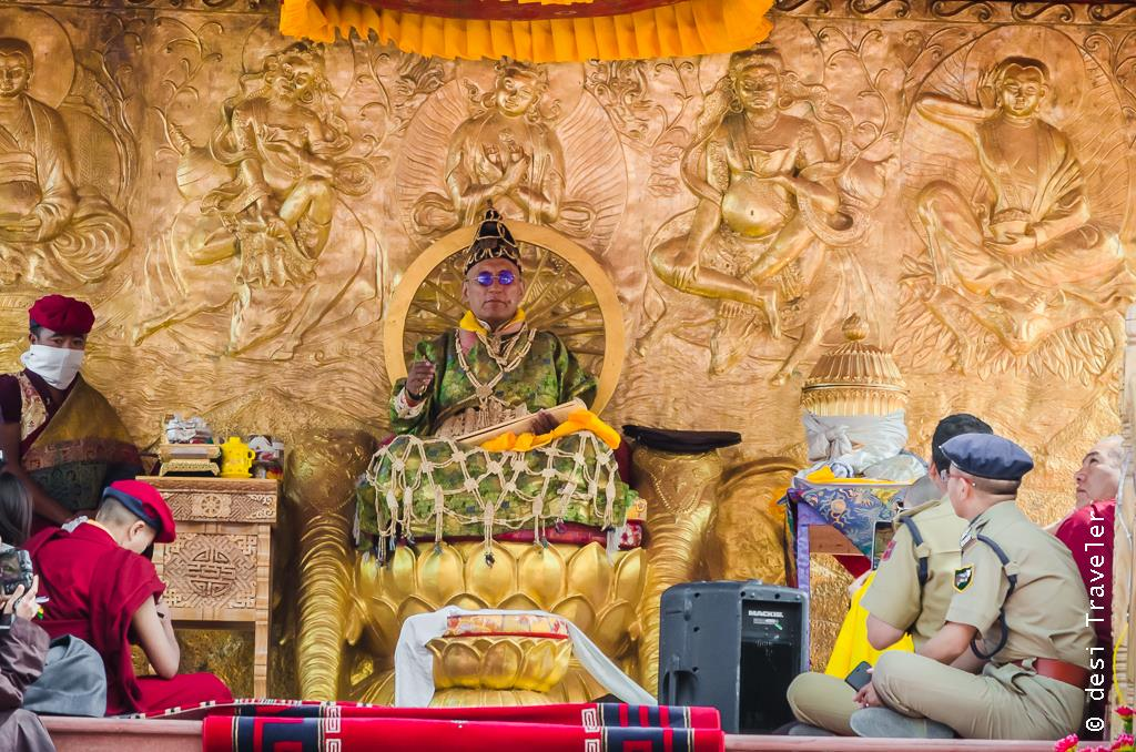 Gyalwang Drukpa reincarnation of Naropa