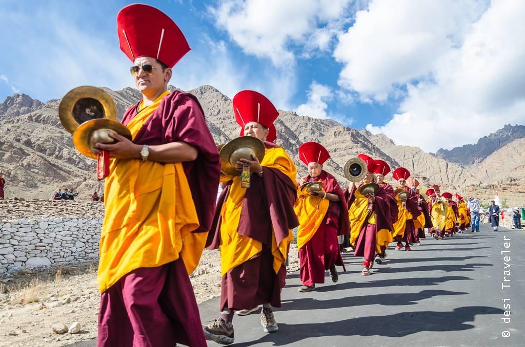 Naropa festival leh celebrations