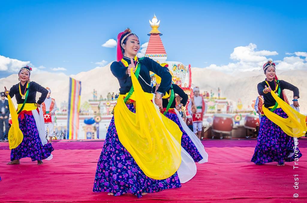 Drukpa Amitabh Nepal Dance troupe