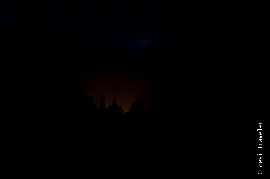 Borobudur Sunrise Indonesia
