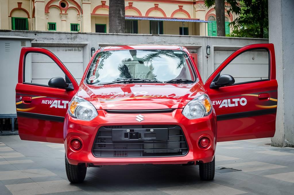 Maruti Alto 800 Kolkata