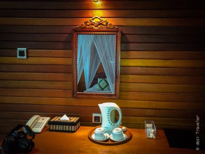 Tea Kettle Ampat Dive Lodge