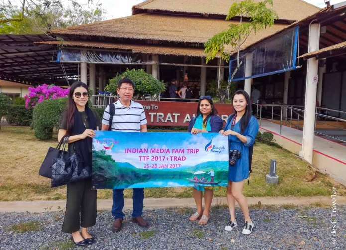 FAM Trip to Thailand with TAT Tourism Authority of Thailand