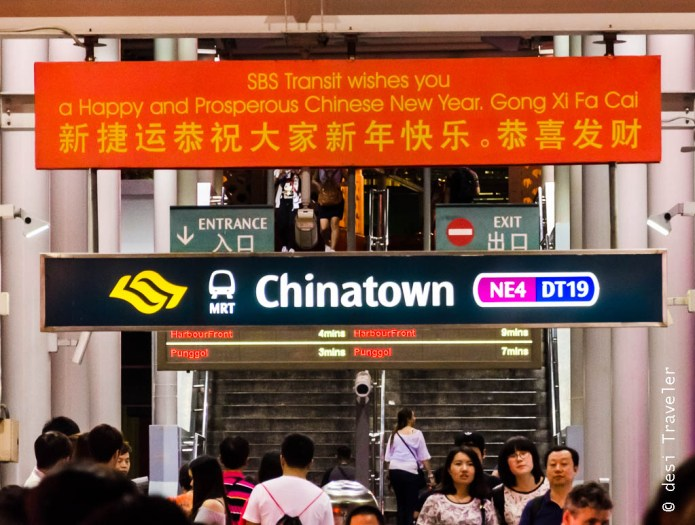 Chinatown MRT Station