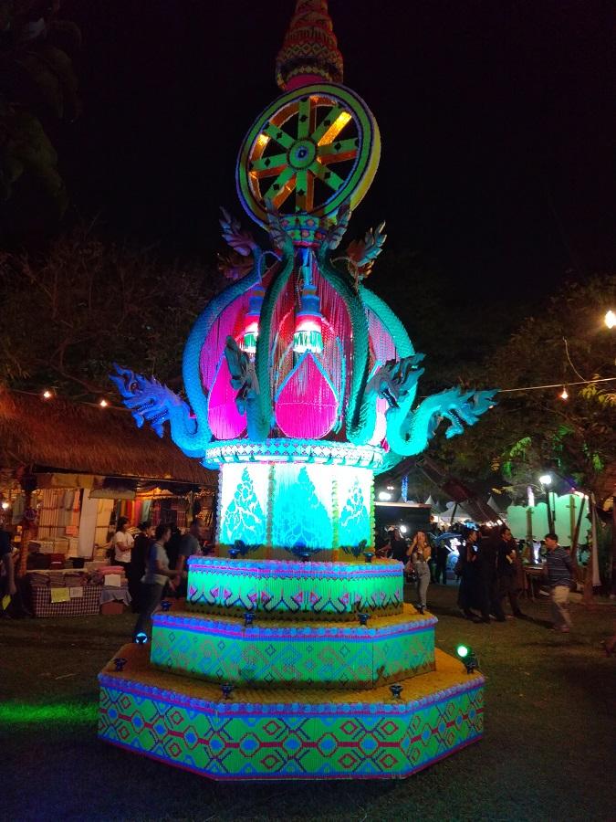 Thailand Tousirm festival Bangkok