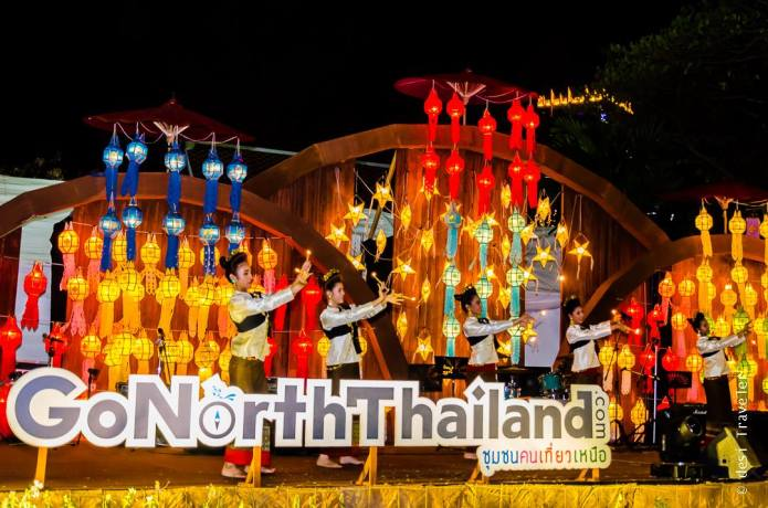 Go North Thailand