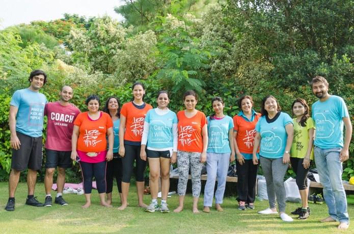 Richa Singh Founder Blogchatter at Taj Gateway Resort Damdama Blogger retreat
