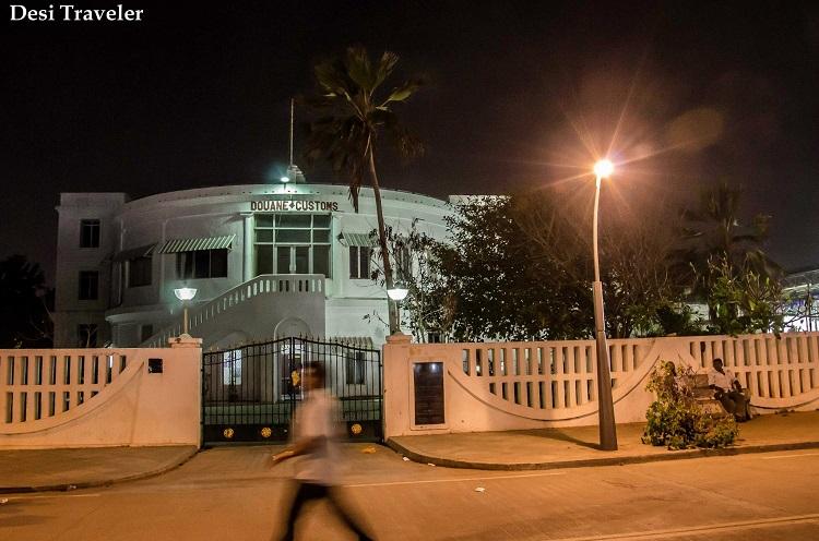 old customs house Puducherry