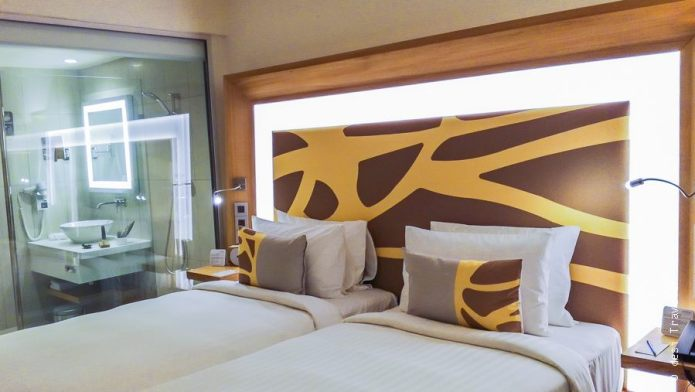 room Novotel Chennai OMR review