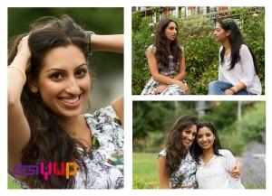 Shivali and Mahesvari